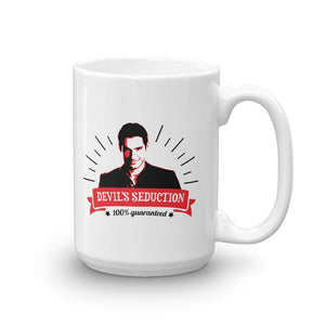 Lucifer - Devilish - Mug - olafan