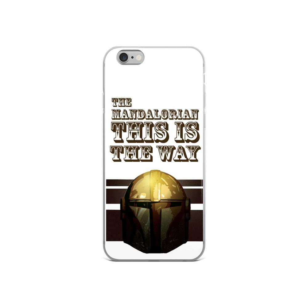 The Mandalorian iPhone Case - OlaFan