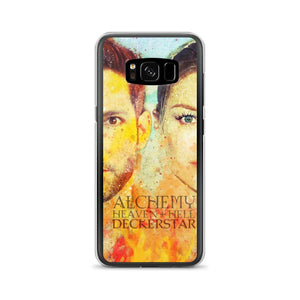Lucifer - Deckerstar Alchemy - Samsung Case - - olafan