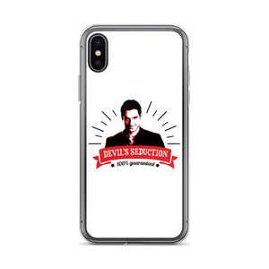 Lucifer - Devilish Seduction - iPhone Case - olafan