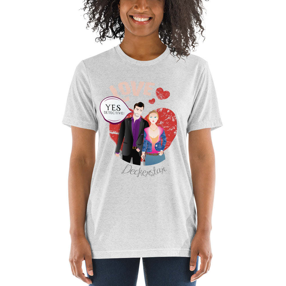 Lucifer T-Shirt Deckerstar Love - olafan