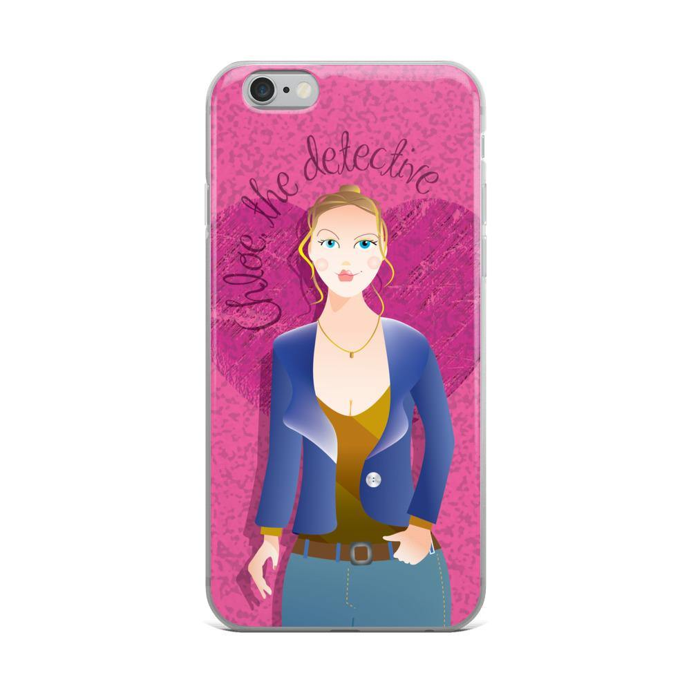 Lucifer - Chloe Decker - iPhone Case - olafan