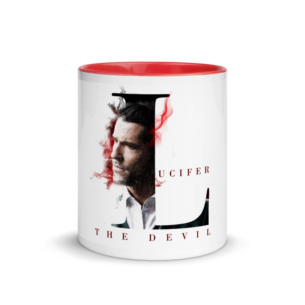 Lucifer Mug with Color Inside - OlaFan
