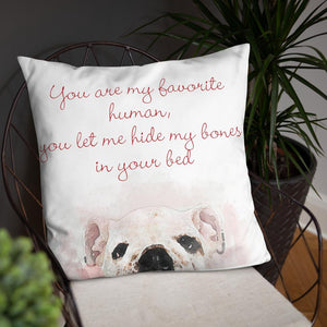 Dog Pillow Cute Pets Animals - OlaFan