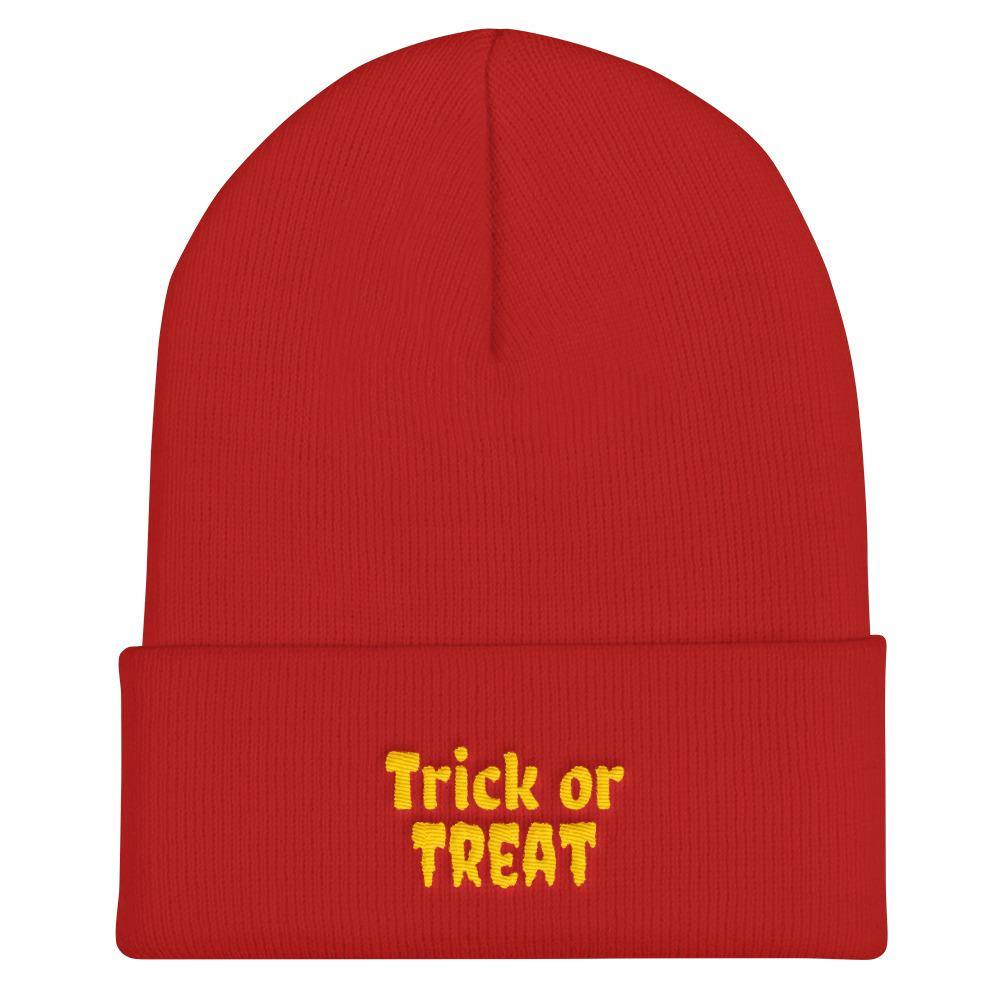 Halloween Beanie Trick or Treat - olafan