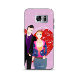 Lucifer - Deckerstar Love - Samsung Case - olafan
