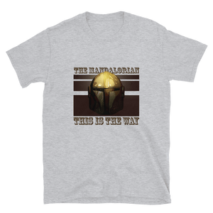 The Mandalorian - Short-Sleeve Unisex T-Shirt - OlaFan