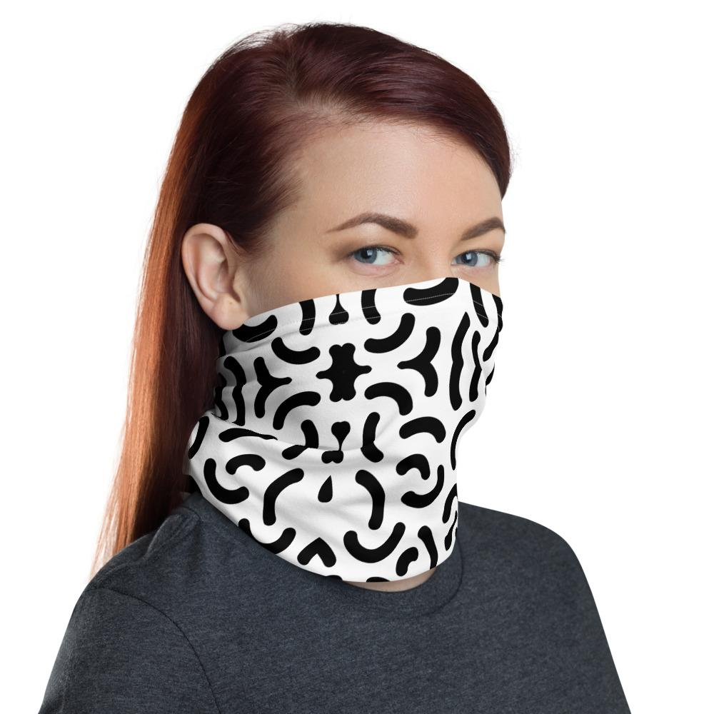 Neck Gaiter - Face Mask - Minimalist design