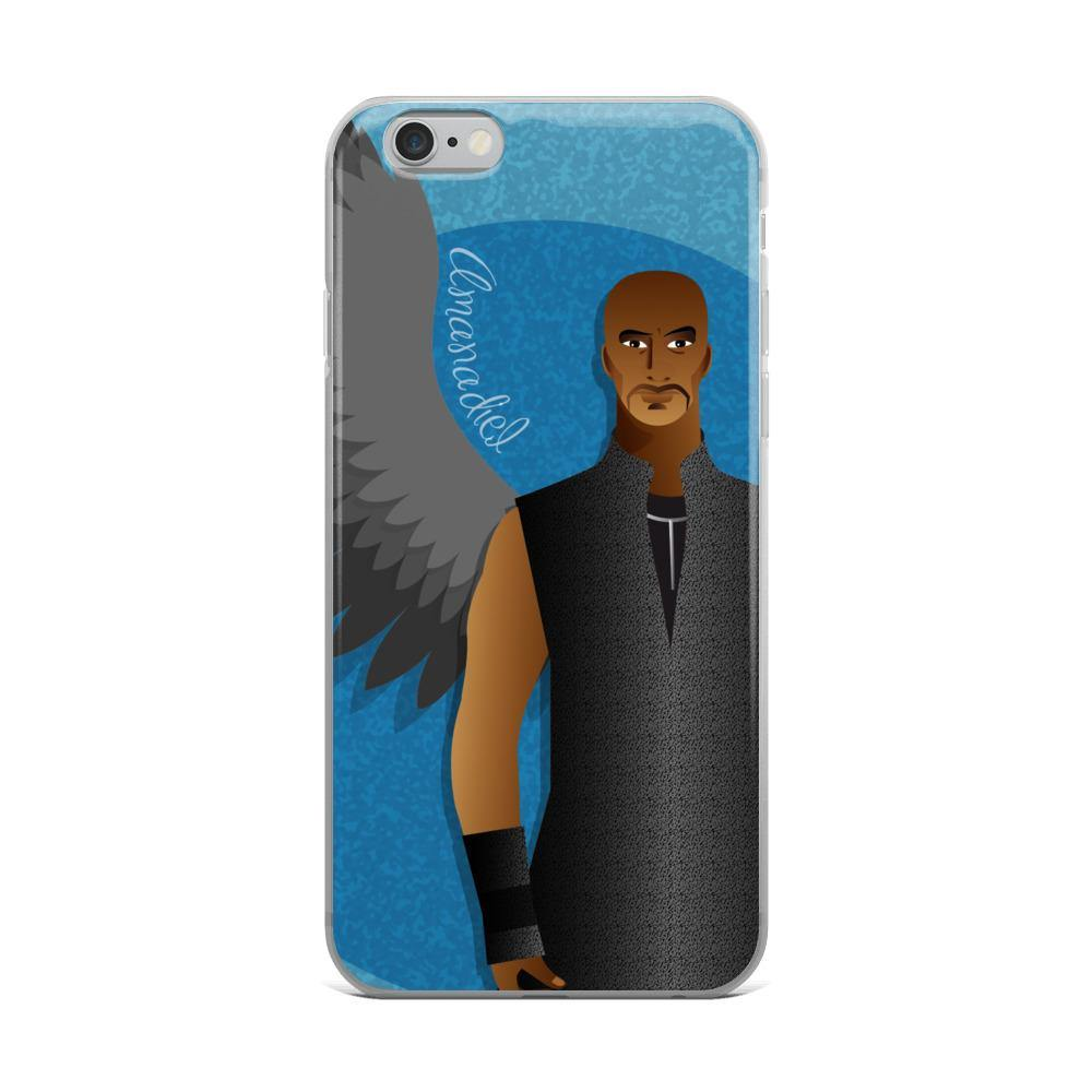 Lucifer - Amenadiel - iPhone Case - olafan