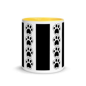 Pets Love Mug with Color Inside - OlaFan