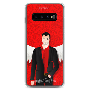 Lucifer - LuciToons - Lucifer Wings - Samsung Case - olafan