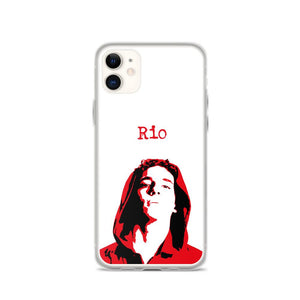 Money Heist Rio iPhone Case La casa de Papel - OlaFan