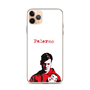 Money Heist Palermo iPhone Case - OlaFan
