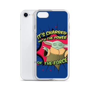 Baby Yoda iPhone Case - OlaFan