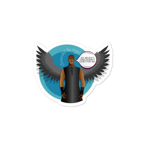Lucifer - Amenadiel - Bubble-free stickers - olafan