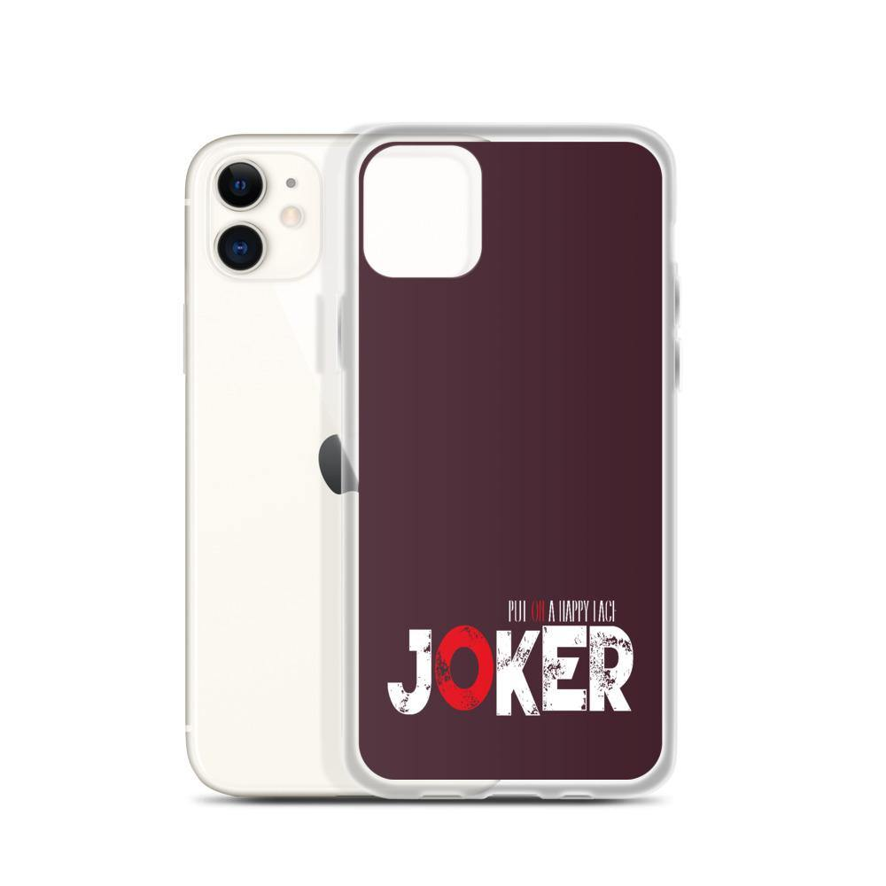 Joker - iPhone Case - olafan