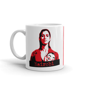 Money Heist - Nairobi - Mug - olafan