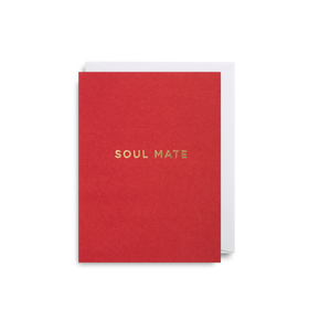Soul Mate - Mini Card