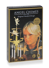 Load image into Gallery viewer, Original Swedish Angel Chimes - Brass
