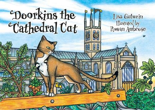 Doorkins the Cathedral Cat