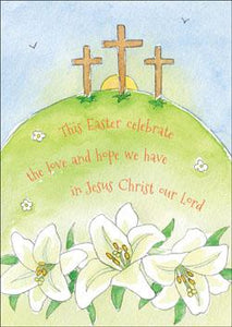 This Easter Celebrate Easter Card