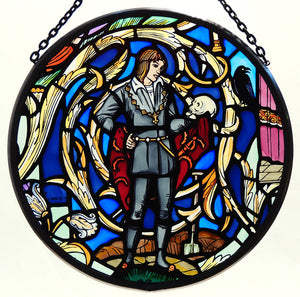 Stained Glass - Hamlet