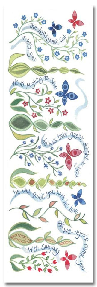 Hannah Dunnett - Great Delight Bookmark