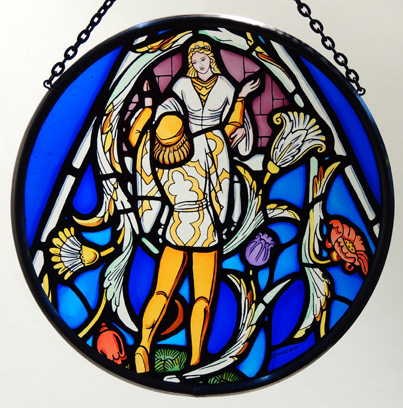 Stained Glass - Romeo and Juliet