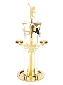 Original Swedish Angel Chimes - Brass