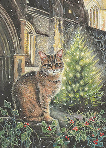 Doorkins Magnificat - Christmas Card