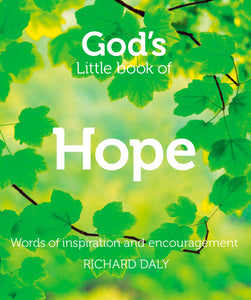 God's Little Book of Hope: Words of Peace and Encouragement
