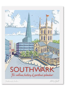 Southwark Cathedral by Kelly Hall