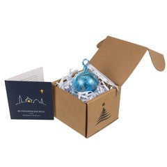 Light Blue - Habibi Bethlehem Bauble