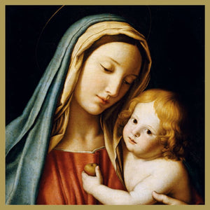 Madonna and Child, 8 Pack Christmas Cards