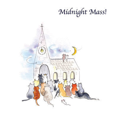 Ecclesiastical Cats - Midnight Mass