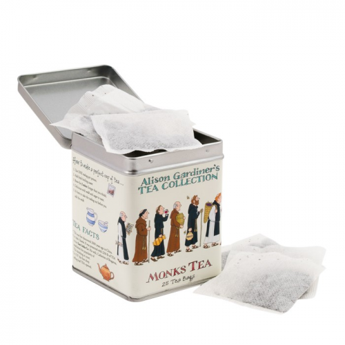 Monks Tea Caddy