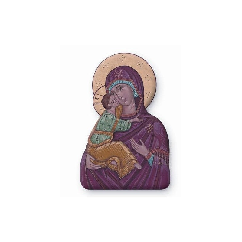 Our Lady Magnetic Plaque