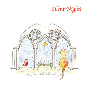 Ecclesiastical Cats - Silent Night