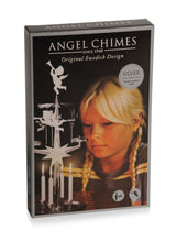 Load image into Gallery viewer, Original Swedish Angel Chimes - Silver