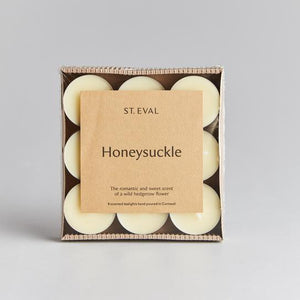Scented Tea Lights - Honeysuckle