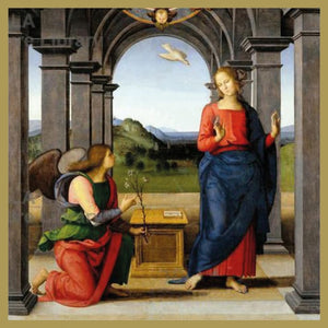 The Annunciation, 8 Pack Christmas Cards