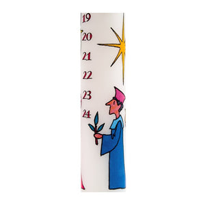 Advent Candle - Wise Men