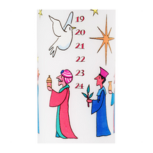 Load image into Gallery viewer, Advent Candle - Wise Men Pillar