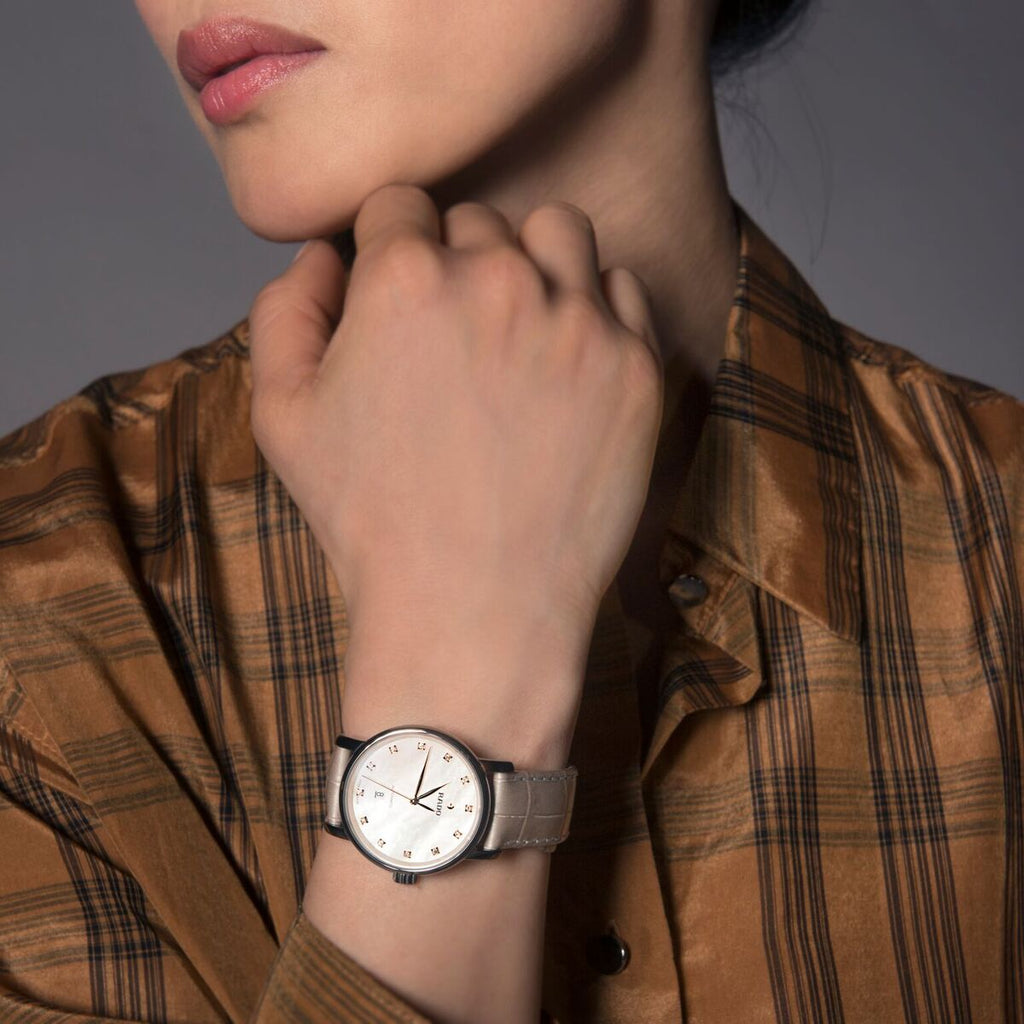 Montre photo mannequin