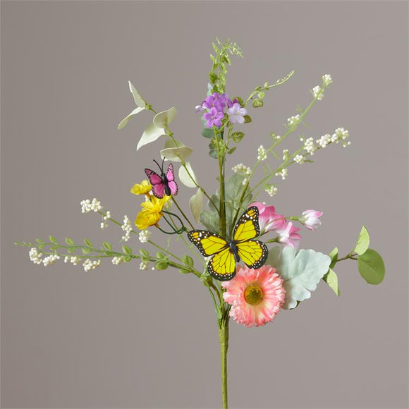 Pick - Assorted Flowers, Greens, Butterflies (Pk 2)