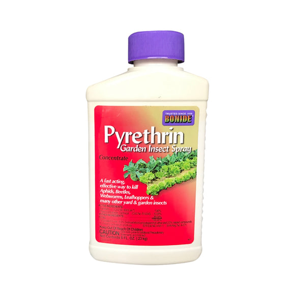 Pyrethrin Concentrate 8 FL. OZ