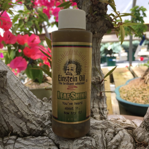 Einstein Oil Leaf Shine - All Natural Pesticide
