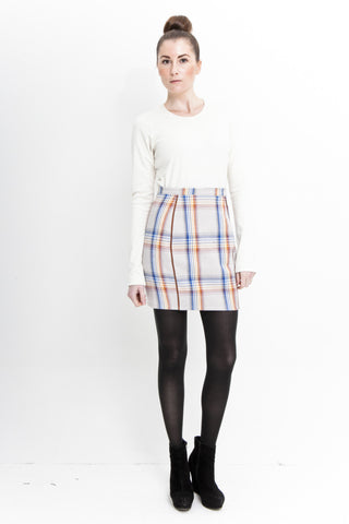 Plaid Mini