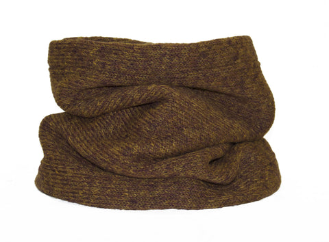 LIMITED Edition Winter Scarf in Rust