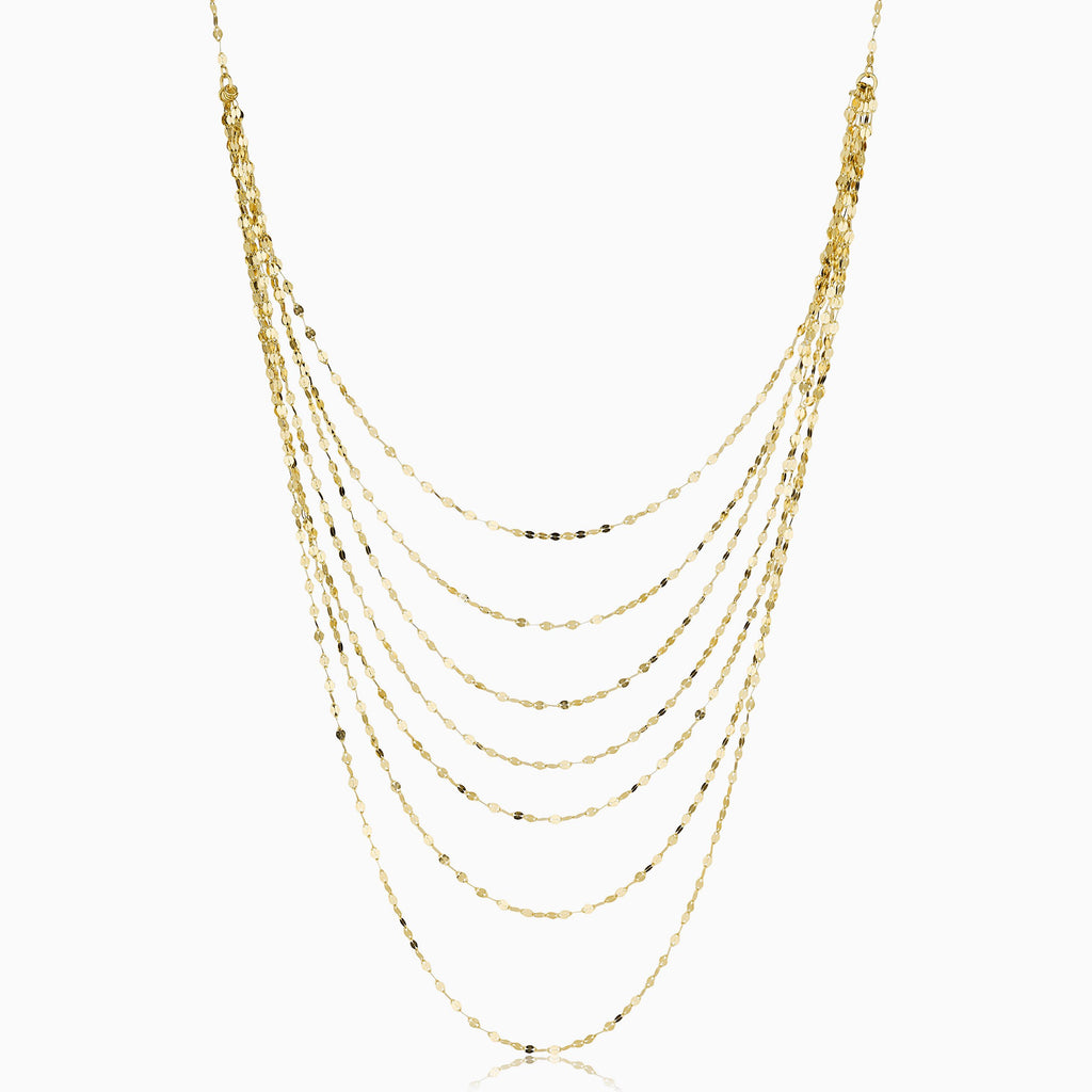 Cabaret Layered Necklace
